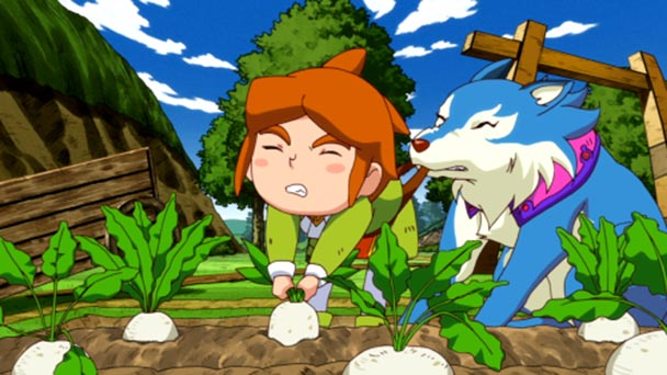Return to PopoloCrois A Story of Seasons Fairytale