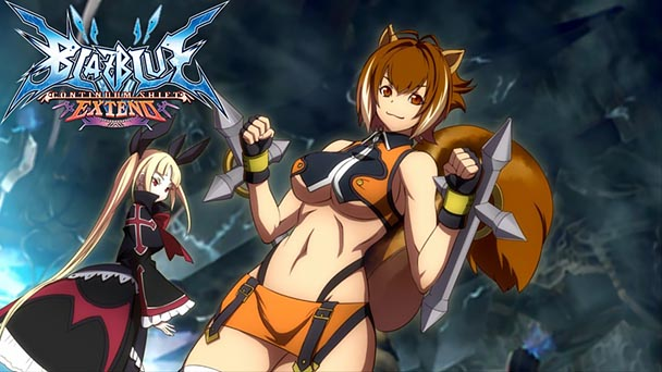 BlazBlue Chronophantasma Extend (1)