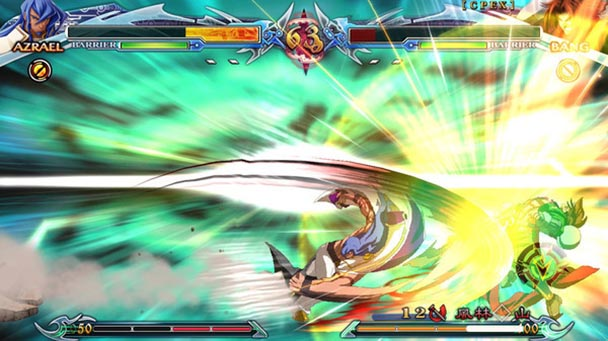 BlazBlue Chronophantasma Extend (4)