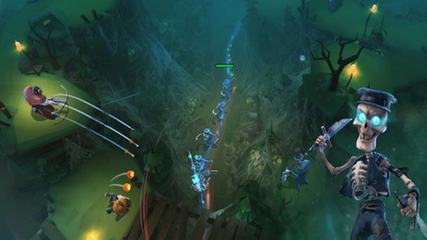 Hero Defense - Haunted Island (5)