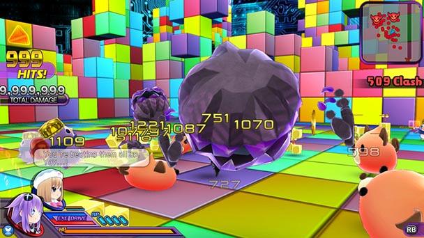 Hyperdimension Neptunia U Action Unleashed (4)