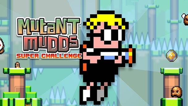 Mutant Mudds Super Challenge1