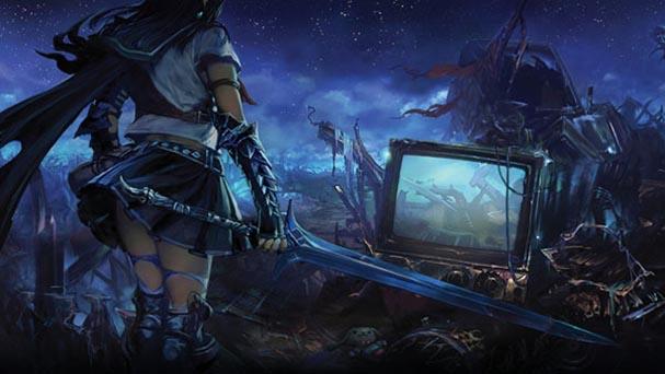 Stranger Sword City (1)