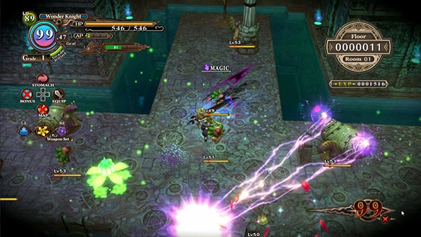 The Witch and the Hundred Knight Revival Edition (2)