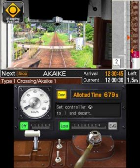 Japanese Rail Sim 3D Journey in Suburbs3