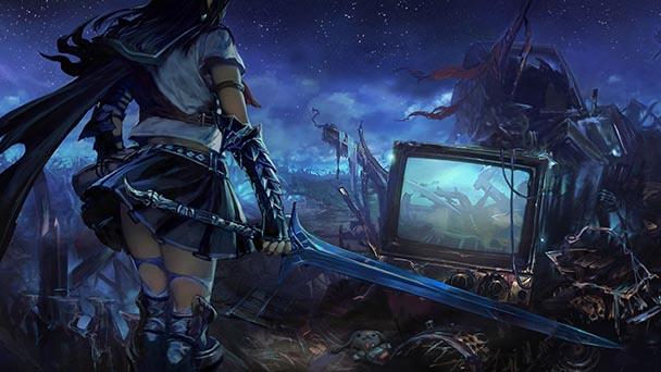 Stranger Sword City