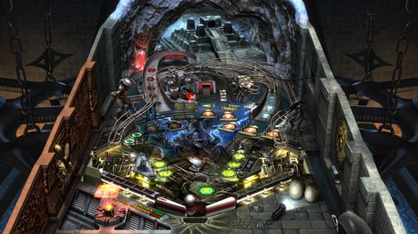 Aliens vs. Pinball (4)