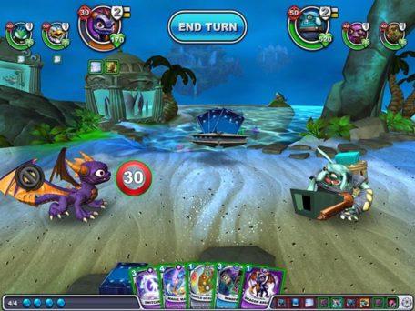 Skylanders BattleCast4
