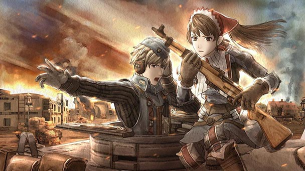 Valkyria Chronicles Remastered2