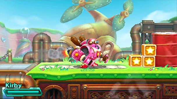 Kirby Planet Robobot3