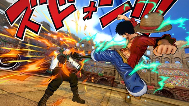 One Piece Burning Blood (2)