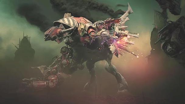Warhammer 40,000- Dawn of War 3