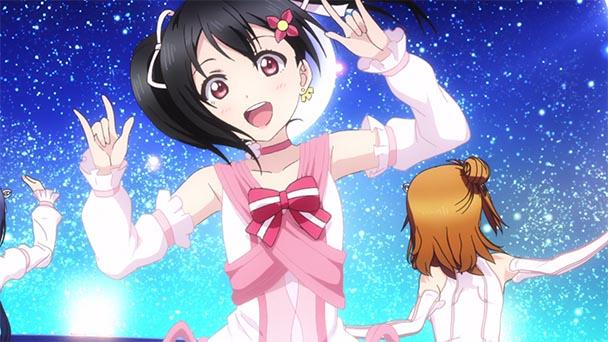 Love Live The School Idol Movie (2)