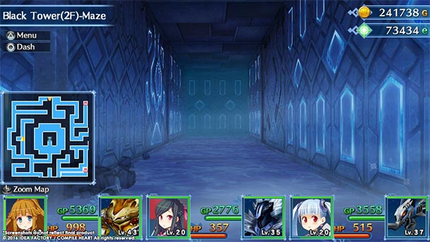 MeiQ Labyrinth of Death (4)
