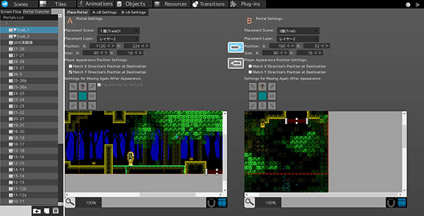 how to create a pixel game