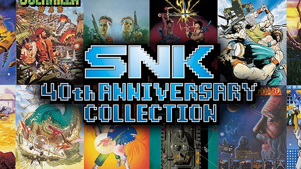 Snk 40th Anniversary Collection Ps4 Review Tech Gaming
