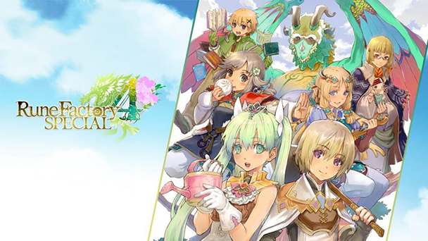 Rune Factory 4 Special Review Tech Gaming